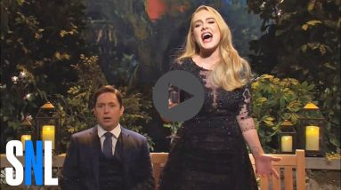 Adele incredible weight loss | SNL Saturday Night Live NBC