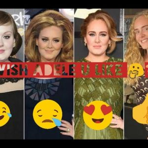 adele loss weight