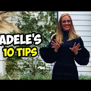 Adele's Top 10 Health & Weight Loss Tips