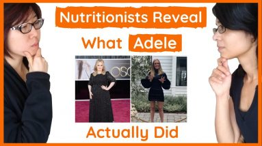 Adele's Weight Loss Journey | How She Did It + Controversy