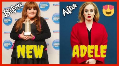 Behind Adele's Triggering Weight Loss