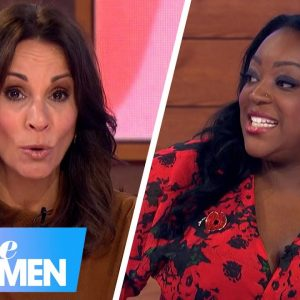 Judi Defends Adele's Weight Loss And Shares Her Own Body Worries | Loose Women