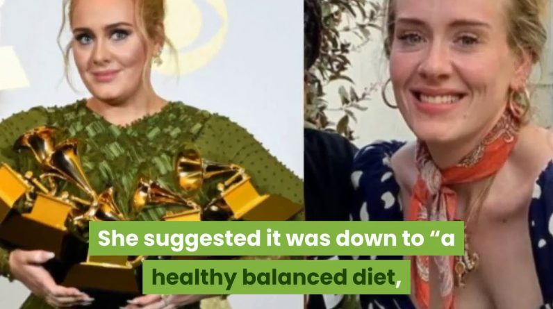 How Did Adele Lose Weight?