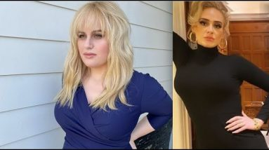 Rebel Wilson & Adele Shamed & Attacked for Losing Weight? How is Being More Healthy a Crime?