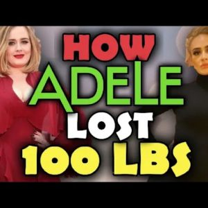 THE  SECRET BEHIND ADELE  WEIGHT LOSS - 2020 HACK